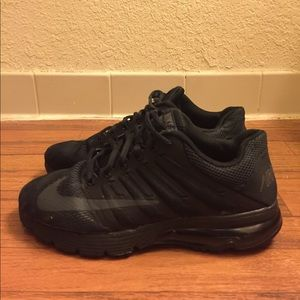 4291921f3b8 Nike Shoes - Nike Air Max Excellerate 4 Black Anthracite